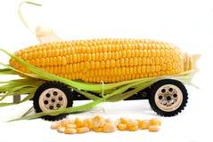 01玉米卡车 图库摄影
