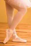 01芭蕾舞女演员 库存图片