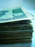 01货币印地安人 免版税库存图片