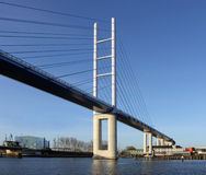 01 γέφυρα Γερμανία stralsund Στοκ Φωτογραφίες