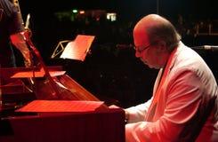 01 γιοι pianist του Igor bril Στοκ φωτογραφία με δικαίωμα ελεύθερης χρήσης