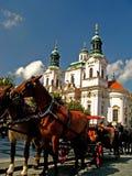 01 εκκλησία Nicholas ST Στοκ Φωτογραφίες