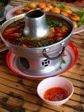 01 εύγευστα τρόφιμα Ταϊλαν&delta Στοκ εικόνες με δικαίωμα ελεύθερης χρήσης