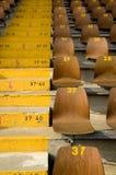 01 καθίσματα Στοκ Εικόνα