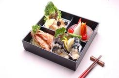 01 τρόφιμα ιαπωνικά Στοκ Φωτογραφία