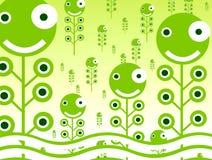 01 φανταστικά δέντρα απεικόνιση αποθεμάτων