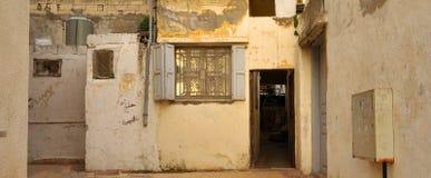 01 дом старая Стоковые Фото