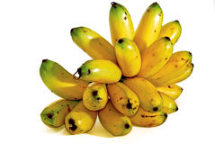 01 серия банана Стоковое Изображение