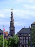 01 церковь copenhagen Стоковые Изображения RF