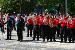 01 05 2009 dzień międzynarodowy s pracownik Zdjęcie Royalty Free