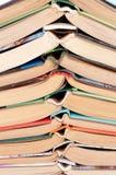 01 19 tła książek jpg Zdjęcia Stock