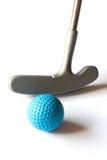 微型高尔夫球材料- 01 免版税库存图片