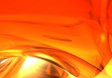 01 abstrakta pomarańczowej tła czerwony Fotografia Stock