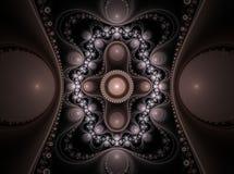 01 art fractal grand julian optical Στοκ Εικόνες