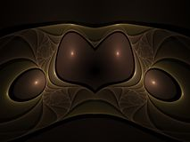 01 art fractal jewels metal optical ελεύθερη απεικόνιση δικαιώματος