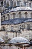 01 błękit meczet Obrazy Stock