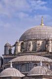 01 beyaz camii meczet t Zdjęcie Royalty Free