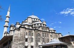 01 cammii meczetu yeni Obrazy Stock