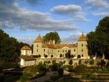 01 chateau de prangins瑞士 免版税库存照片