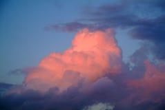 01 chmury Zdjęcia Royalty Free