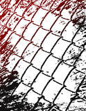 01 combinés grunges Photo stock