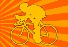 01 cyklom sportu Zdjęcie Stock