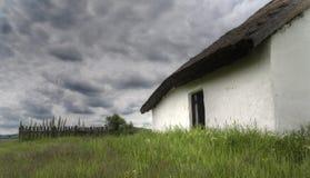 01 dom wiejski Zdjęcie Royalty Free