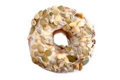 01 doughnut σειρές Στοκ Εικόνα