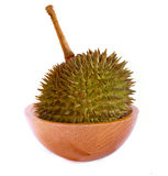 01 durianfruktserie Royaltyfria Foton