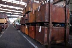 01 fabryki Fotografia Stock