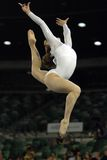 01 gimnastyczka Zdjęcia Stock