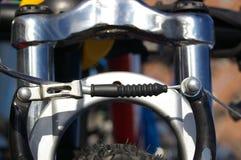 01 hamulca roweru ciągnij obraz royalty free