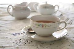01 herbaty. Obrazy Royalty Free