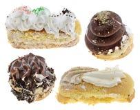 01 inställda cakes Royaltyfri Fotografi