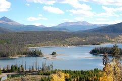 01 jesień krajobraz Fotografia Stock