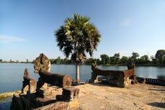 01 jeziora srah srang Zdjęcie Royalty Free