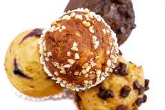 01 muffin σειρές Στοκ Εικόνες