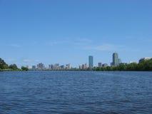 01 nad rzekę Charles bostonu Fotografia Royalty Free