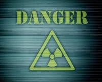 01 niebezpieczeństwo. Obrazy Stock