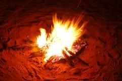01 ogień Obrazy Royalty Free