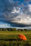 01 parasolkę Zdjęcia Stock
