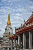 01 phetchaburi寺庙 库存图片