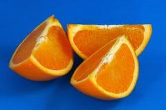 01 pomarańcze Obraz Royalty Free