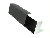 01 pudełko Fotografia Stock