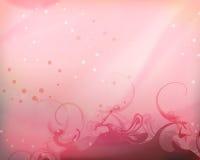 01 romantyczne tło Zdjęcia Stock
