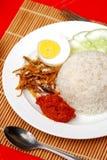 01 séries asiatiques de cuisine Photo stock