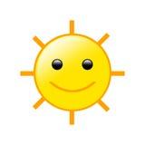 01 słońce Zdjęcie Royalty Free