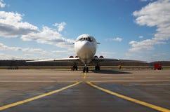 01 samolot. Obrazy Royalty Free