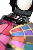 01 set kvinnor för makeup Royaltyfri Foto