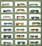 01 solglasögon royaltyfri bild